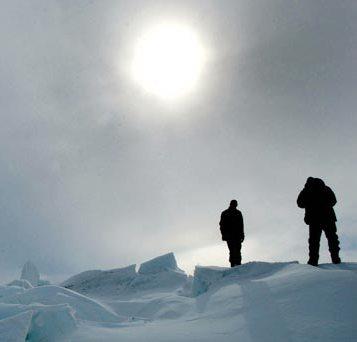 นักวิจัยหญิงไทยเริ่มเจาะ สิ่งมีชีวิตใต้แอนตาร์กติกา