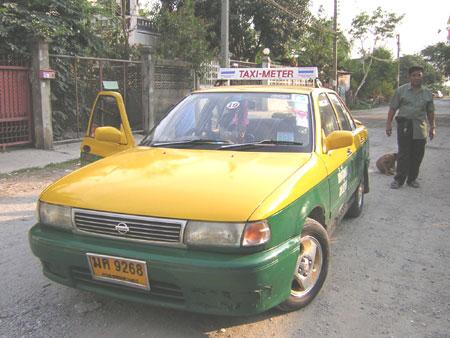 ภัยคนนั่งแท็กซี่ระวังโชเฟอร์หื่น