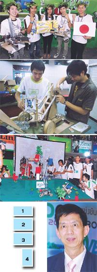 """""""หุ่นยนต์""""ฝีมือคนไทย ศักยภาพเทียบชั้นทั่วโลก!"""