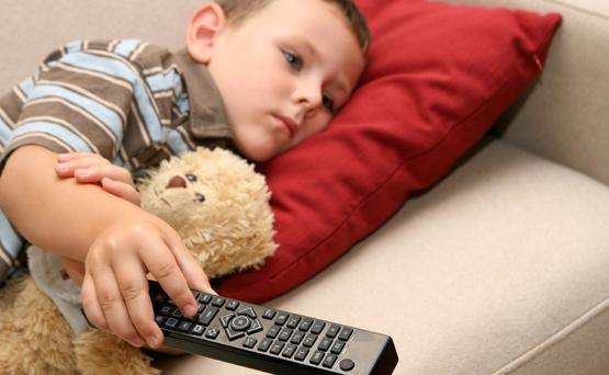 'เด็ก' ดูทีวีมากเกินไป อนาคตก้าวร้าว-ก่ออาชญากรรม