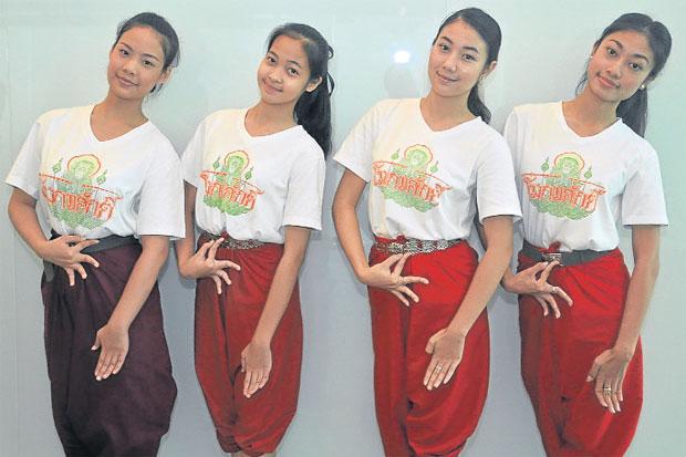 'เด็กรุ่นใหม่' ออดิชั่นนักแสดงโขน พร้อมใจสืบสานวัฒนธรรมไทย