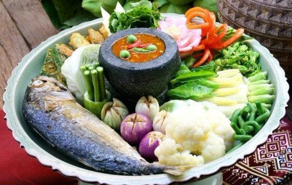 อาหารไทย 22 ตำรับ สู้มะเร็ง