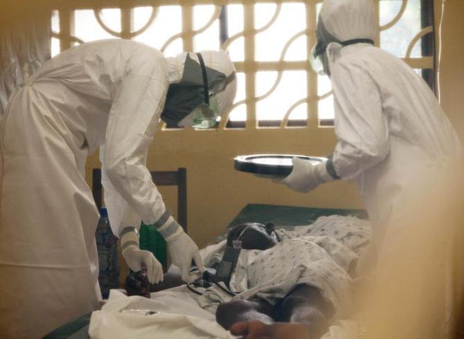 จับตาการแพร่ระบาดของเชื้ออีโบล่า